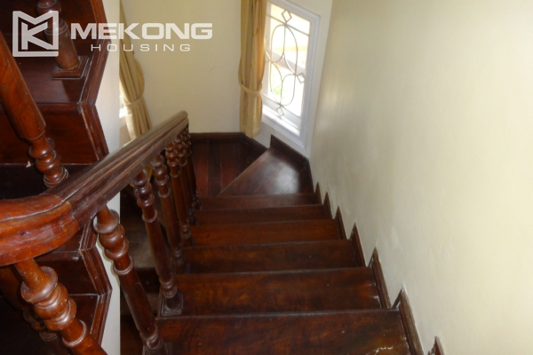 Good furniture villa with 4 bedrooms for rent in To Ngoc Van street, Tay Ho 13