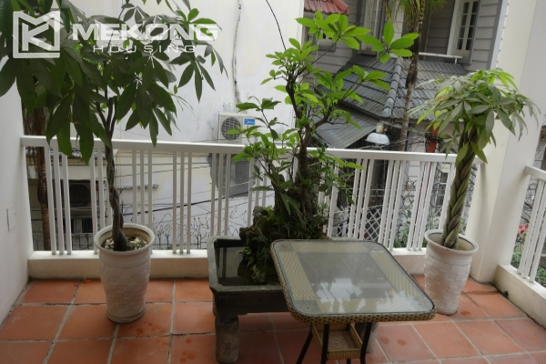Good furniture villa with 4 bedrooms for rent in To Ngoc Van street, Tay Ho 19