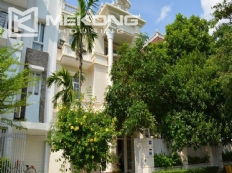 Good price and fully furnished villa for rent in T area, Ciputra Hanoi
