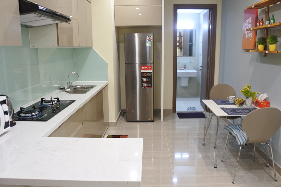 Good price apartment with 2 bedroom apartment for rent in L3 The Link Ciputra Hanoi 3