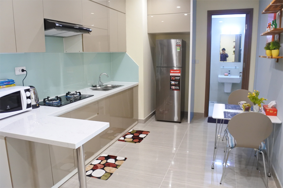 Good price apartment with 2 bedroom apartment for rent in L3 The Link Ciputra Hanoi 4