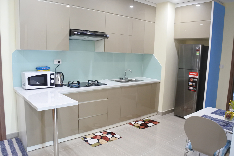 Good price apartment with 2 bedroom apartment for rent in L3 The Link Ciputra Hanoi 5