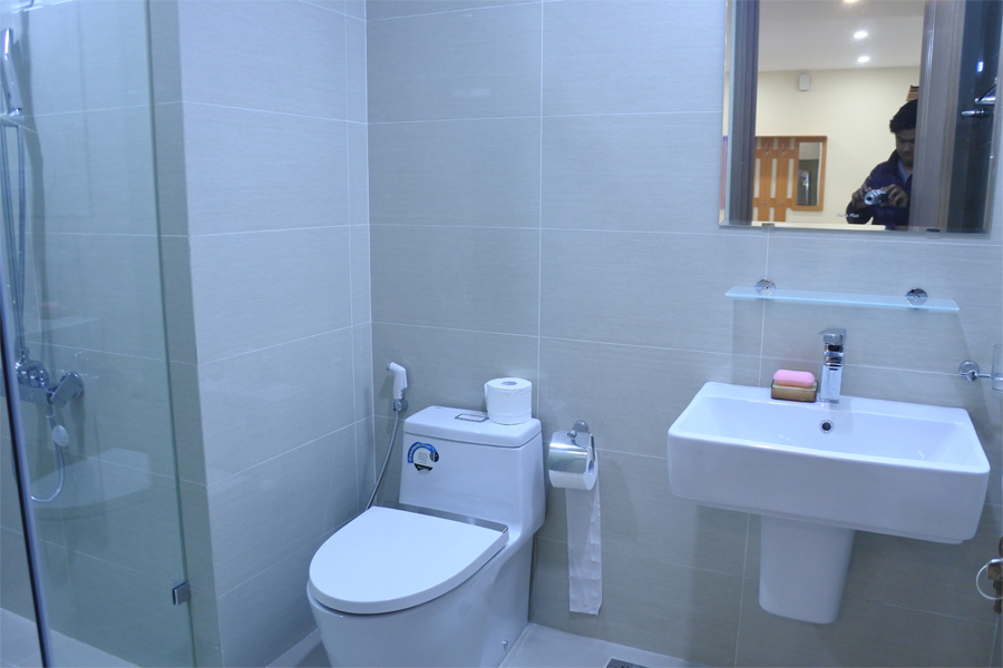 Good price apartment with 2 bedroom apartment for rent in L3 The Link Ciputra Hanoi 8