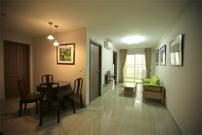 Good price apartment with 2 bedrooms for rent in L3 The Link Ciputra Hanoi