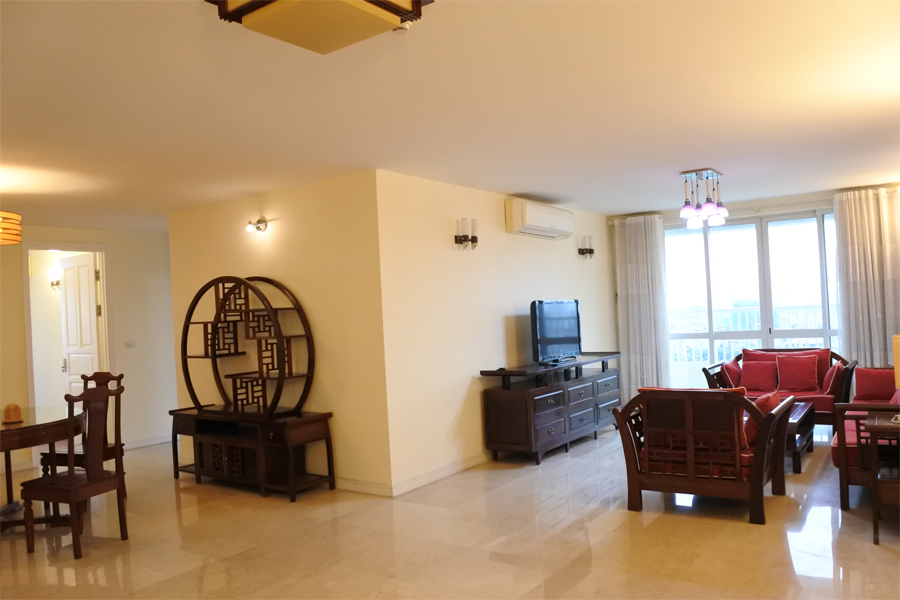 Good price apartment with 4 bedrooms for rent in P2 tower Ciputra Hanoi 3