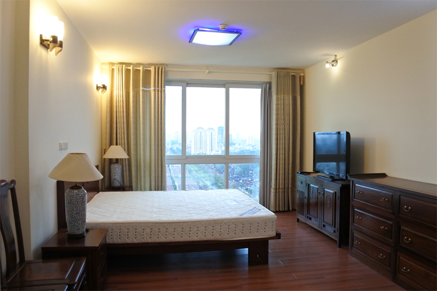 Good price apartment with 4 bedrooms for rent in P2 tower Ciputra Hanoi 6