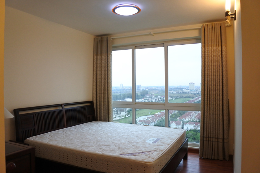 Good price apartment with 4 bedrooms for rent in P2 tower Ciputra Hanoi 8