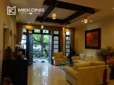 Good price villa with 5 bedrooms for rent in G block, Ciputra Hanoi near UNIS school