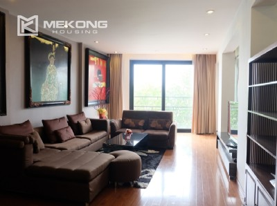 Good price with lakeview from Shiny apartments Tu Hoa, Tay Ho