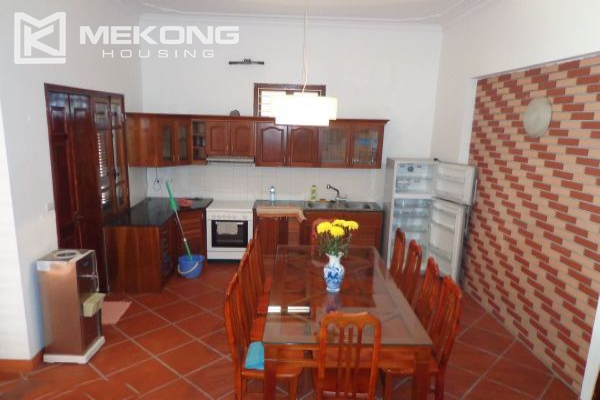 Good quality house for rent in Au Co street 7