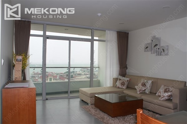 Gorgeous 2 bedroom apartment with Westlake view in Watermark Westlake, Lac Long Quan 2