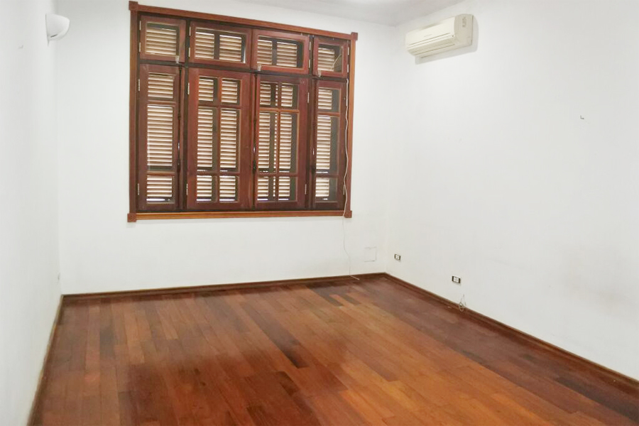 Gorgeous villa with 5 BRs for rent in D Block, Ciputra Hanoi, unfurnished 13