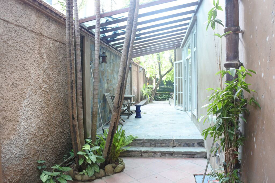 Gorgeous villa with 5 BRs for rent in D Block, Ciputra Hanoi, unfurnished 5