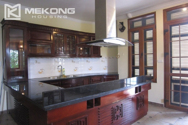 Hanoi Tay Ho villa for rent with swimming pool 6