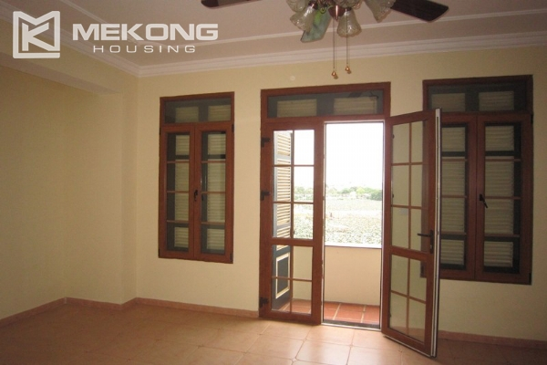 Hanoi Tay Ho villa for rent with swimming pool 14