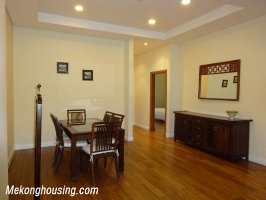 High Floor Apartment For Rent in Pacific Hoan Kiem 1