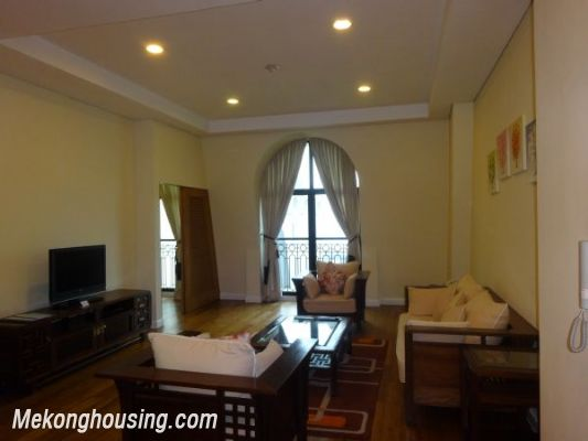 High Floor Apartment For Rent in Pacific Hoan Kiem 7