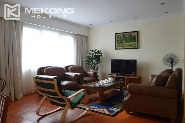 High quality serviced apartment for rent in Hai Ba Trung 1