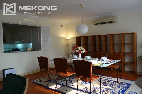 High quality serviced apartment for rent in Hai Ba Trung 3