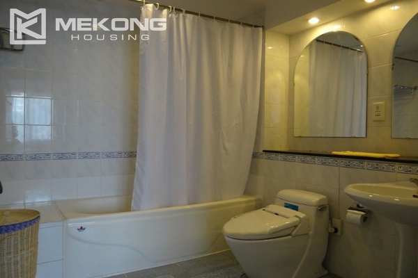 High quality serviced apartment for rent in Hai Ba Trung 7