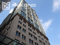 Hoang Thanh Tower nice serviced apartment for rent