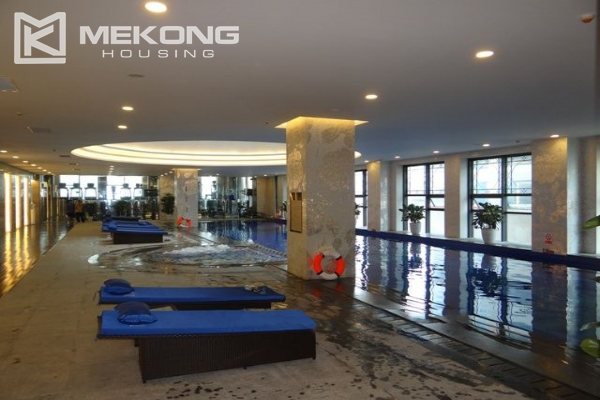 Hoang Thanh Tower nice serviced apartment for rent 5