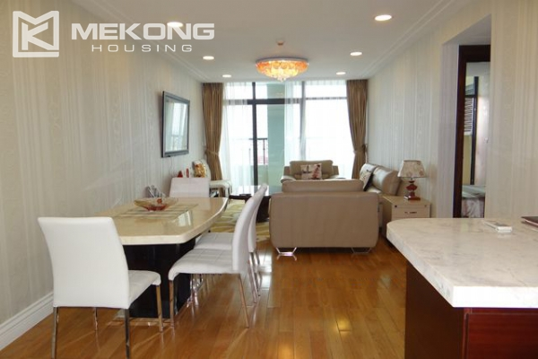 Hoang Thanh Tower nice serviced apartment for rent 8