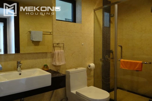 Hoang Thanh Tower nice serviced apartment for rent 15