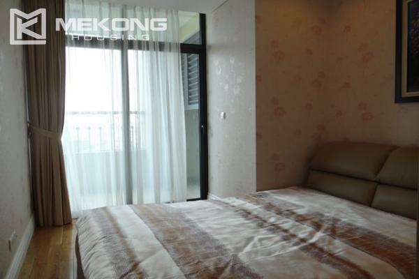 Hoang Thanh Tower nice serviced apartment for rent 16