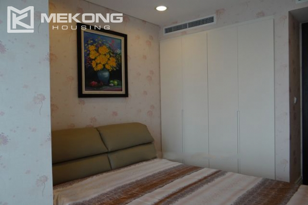 Hoang Thanh Tower nice serviced apartment for rent 17