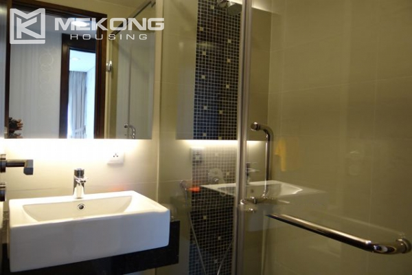 Hoang Thanh Tower nice serviced apartment for rent 18
