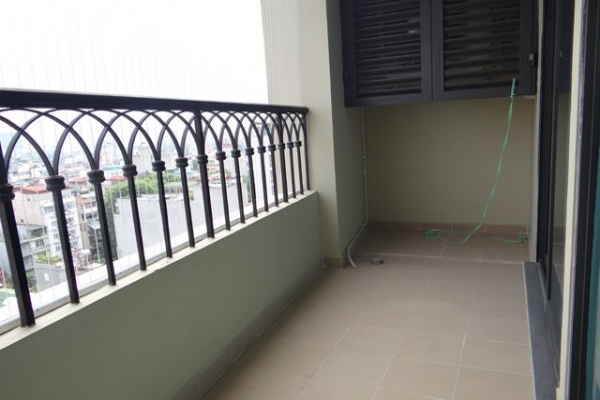 Hoang Thanh Tower nice serviced apartment for rent 19