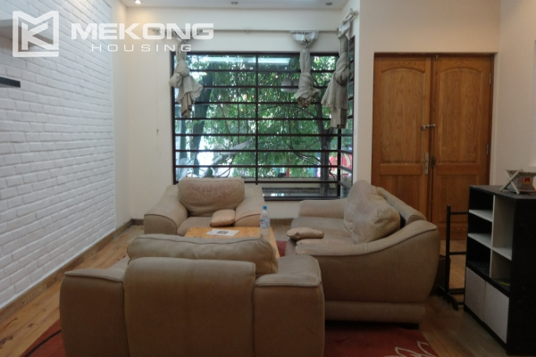 House in Tay Ho for rent, very spacious, 5 storeys with 6 bedrooms 12