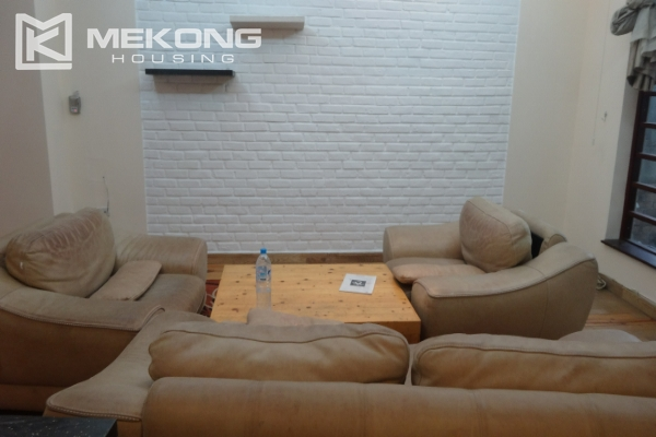 House in Tay Ho for rent, very spacious, 5 storeys with 6 bedrooms 13