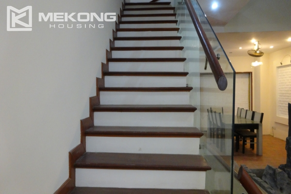 House in Tay Ho for rent, very spacious, 5 storeys with 6 bedrooms 14