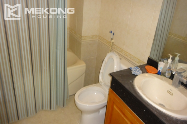 House in Tay Ho for rent, very spacious, 5 storeys with 6 bedrooms 7