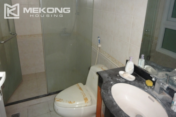 House in Tay Ho for rent, very spacious, 5 storeys with 6 bedrooms 8