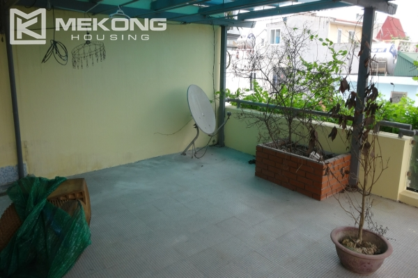 House in Tay Ho for rent, very spacious, 5 storeys with 6 bedrooms 17