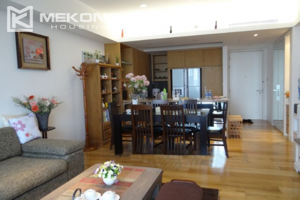 Indochina Plaza Hanoi - Modern apartment with 2 bedroooms for rent 3