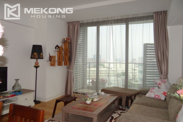 Indochina Plaza Hanoi - Modern apartment with 2 bedroooms for rent 5