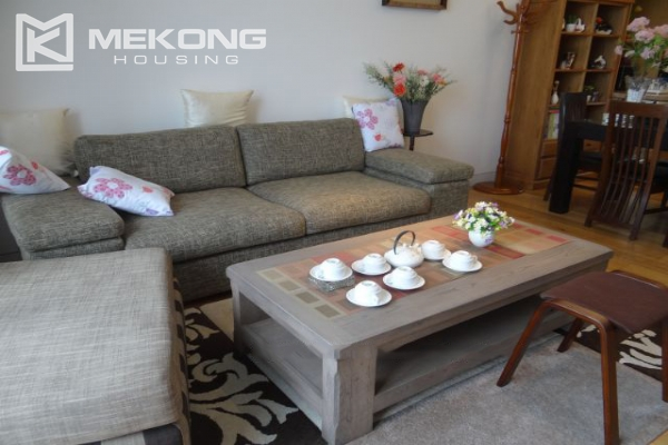 Indochina Plaza Hanoi - Modern apartment with 2 bedroooms for rent 7