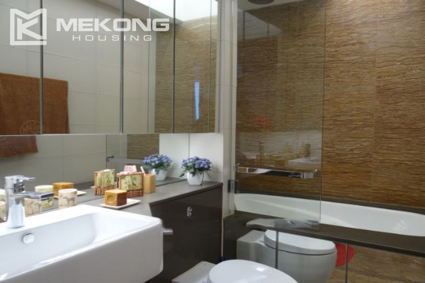 Indochina Plaza Hanoi - Modern apartment with 2 bedroooms for rent 14