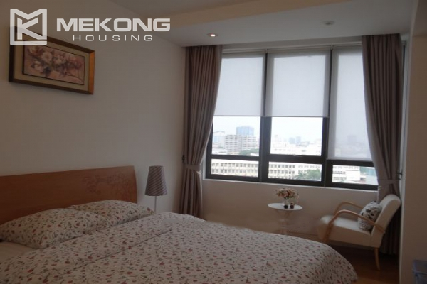 Indochina Plaza Hanoi - Modern apartment with 2 bedroooms for rent 17