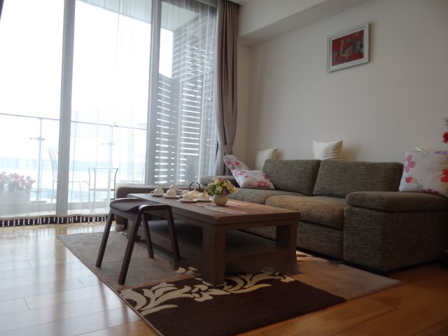 Indochina Plaza Hanoi - Modern apartment with 2 bedroooms for rent