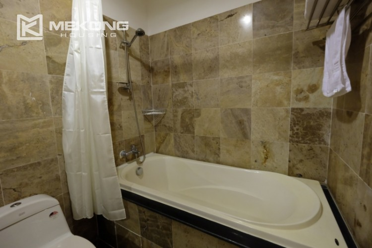 Lake bank serviced apartment for rent in Quang Khanh 16