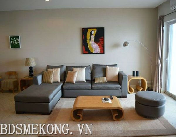 Lake view apartment with 03 bedrooms for rent in Golden WestLake, Tay Ho