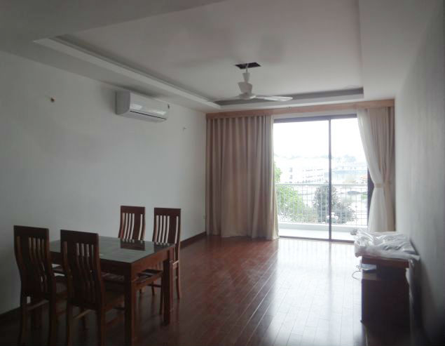 Lake view apartment with 1 bedroom for rent in Westlake area, Tay Ho district
