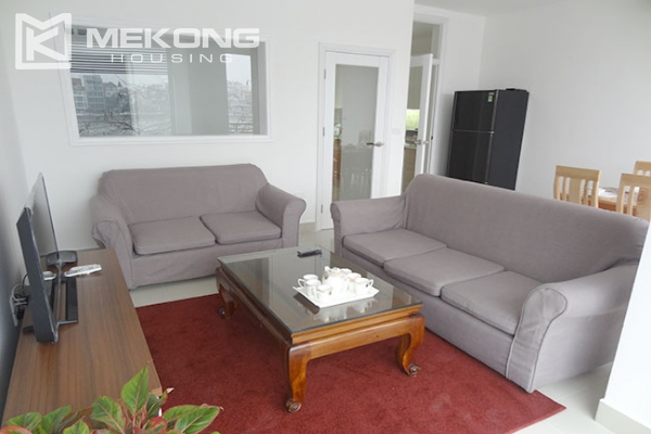 Lake view apartment with 2 bedroom for rent in Westlake area, Tay Ho district 3