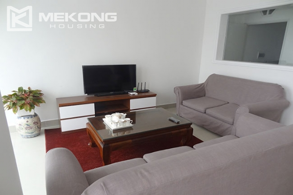 Lake view apartment with 2 bedroom for rent in Westlake area, Tay Ho district 4