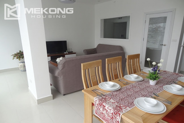 Lake view apartment with 2 bedroom for rent in Westlake area, Tay Ho district 5